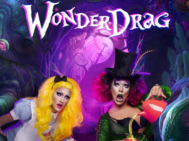 Wonderdrag, por Ariel Rec & Killer Queen. (VIII Ciclo Más bonita que ninguna)