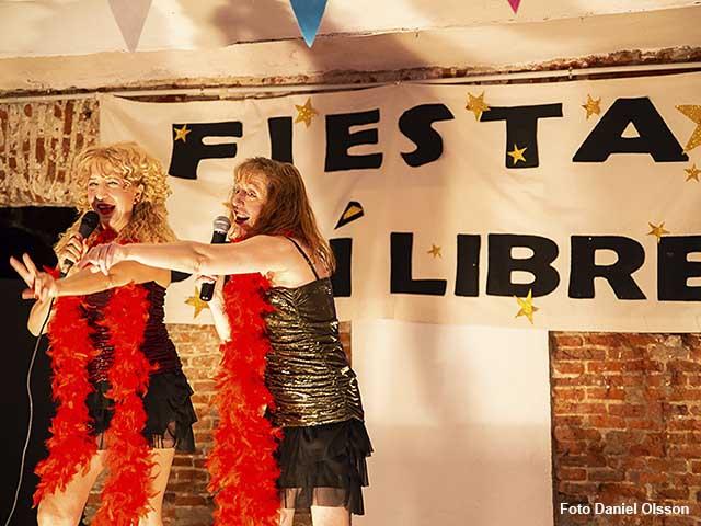 Free Wee Party (La Fiesta del Pipí Libre)- confinada, por La Fabulosa