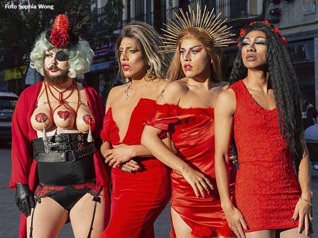 Cárcel Drag Latina: entre rejas, pelucas y lentejuelas, por Casa Drag Latina
