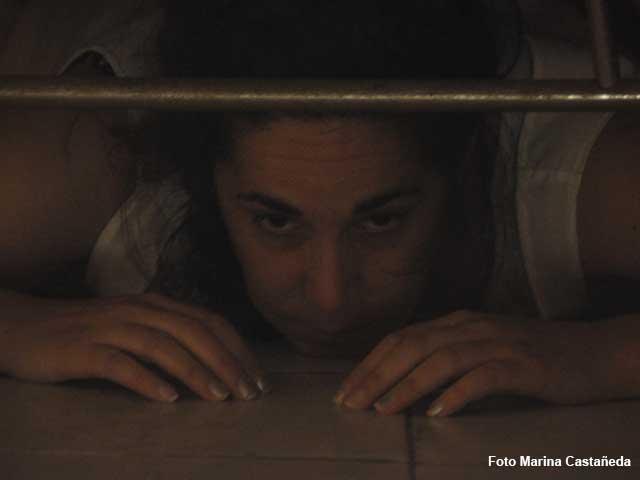 Susana San Juan, hija de un minero muerto en las minas de La Andrómeda, por El Curro DT