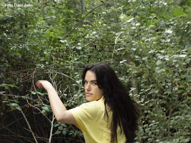 Yo solo vine a ver el jardín, por amor&rabia. Colectivo de Artes Escénicas Contemporáneas