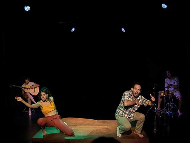 La extraña desaparición de las luciérnagas, por Trilobite Teatro